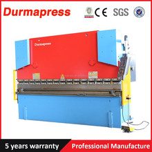 CNC steel sheet hydraulic bending machine 200 ton