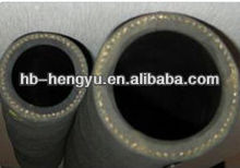 high pressure industrial steam hose with steel wire braided
