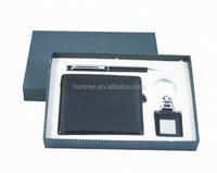2015 Promotional leather new design corporate gift items
