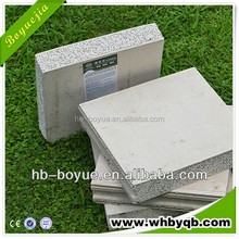 Boyuejia 90MM CE Passed Decorative concrete blocks wall