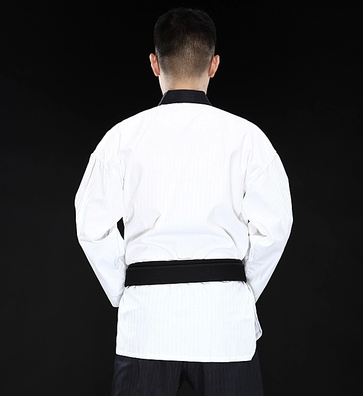 Black Taekwondo Uniform,Taekwondo Suits for sale