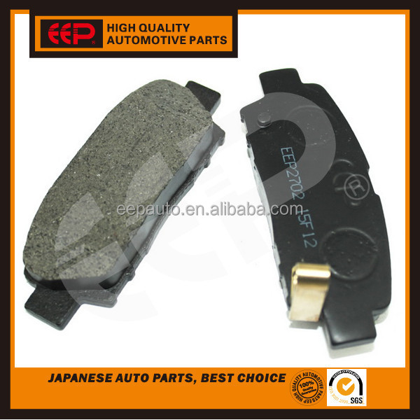 Car Disc Pads for Toyota 1MZFE 04466-07010 04492-22160 spare parts