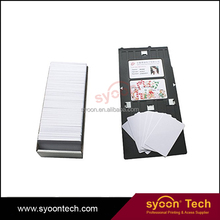 Wholesale cheapest ID/business card tray for epson printerR230 R300 R200 R220 R320 R310 R350 R210