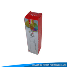 custom corrugated paper box for vacuum cup packaging box