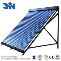 Latest Design Superior Quality pressurized solar thermal collector price