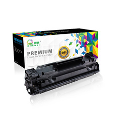 premium laser toner compatible for canon lbp3010 toner cartridge wholesale china