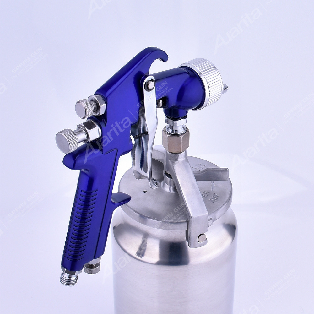 High quality excellent atomization wood painting spray gun 4001 buy high quality cheap wood Spray paint cheap