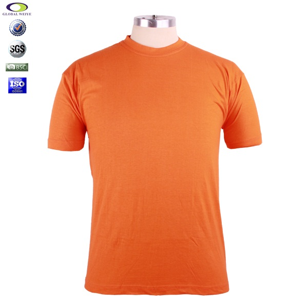 Cheap high quality bulk blank t shirts in china factory for Where can i buy t shirts in bulk for cheap