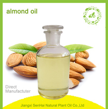 HACCP factory wholesale food grade best edible sweat almond oils for food oil