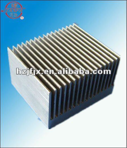160x80x26.8mm aluminum heat sink for led & power transistor