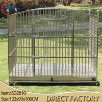 dog kennel fence strong dog crate for sale