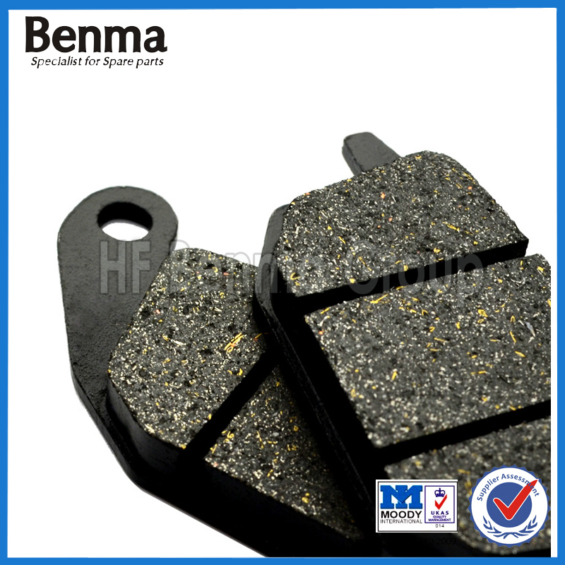 Motorcycle Brake Pads For CBR125 R4-RS6 04-06 Rear Motor Brake Disk Pad
