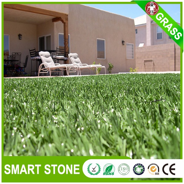 Excellent quality decorative artificial grass seed mats