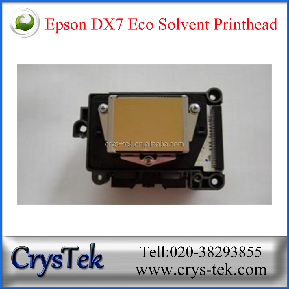 Original Ep-son head DX7 print head dx5 for eco solvent printer dx7 print heads