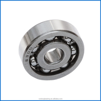 high precision ball bearing 6300 for motors and weaving machine