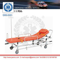 EMS-D201 ambulance trolley bed patient transfer trolley