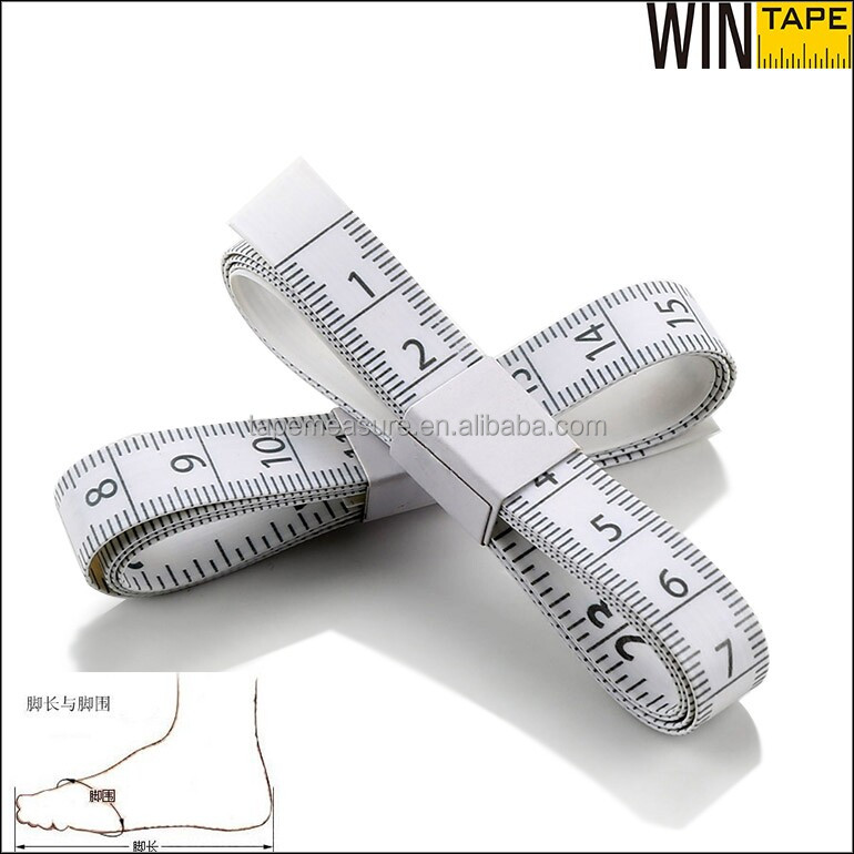 60CM 24Inch Medical Gift Item Professional PVC Measuring shoe size measure