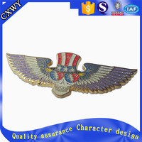 personalized metal badges/custom badges/metal lapel pin badges