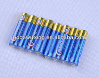 aaa r03 dry cell battery