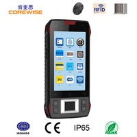 Corewise Hot selling Handheld Android low cost nfc mobile phone with nfc access control reader