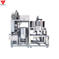 Automatic Bean Product Processing Machinery Commercial Soya Milk Tofu Machine