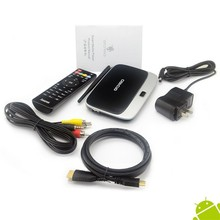 XBMC google android tv box CS918 1G 8G Rk3188 External WiFi Antenna Port:USB,Micro USB,Mic
