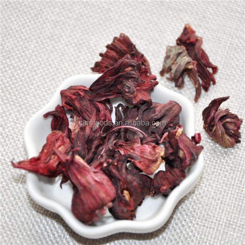 Mei Gui Qie Red Roselle 100% Dried Hibiscus Flowers For Sale