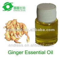 high quality ginger essential natural sensual massage oil