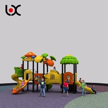 High quality children outdoor playhouse playground equipment for kids