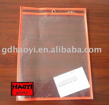 Clear Transparent Pvc File Folder Sheet Protector Buy