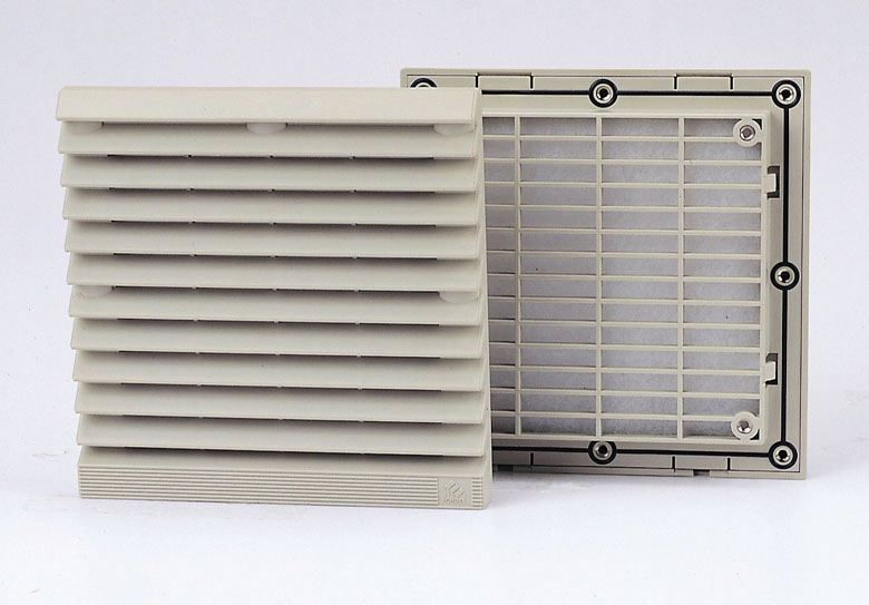 Cabinet Fan Filter for Panel 120*120MM Filter Box Fans