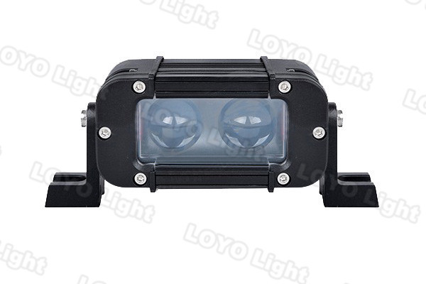 Best selling 8degree spot 90degree flood Combo single row led light bar 50inch 300W 4D led light bar for offroad vehicle