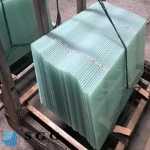cut to size 11.52mm tempered laminated glass 554 translucent laminated glass