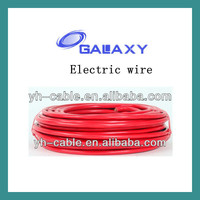 Different types of electrical wiring 1.5mm 2.5mm 4mm 6mm 10mm electrical flexible wire