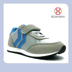 2016 Latest Fashion Design Velcro Best Selling Brand Sport Shoes
