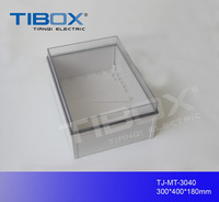 TIBOX IP65 Protection Level and Network Cabinet Type enclosure for POS terminal