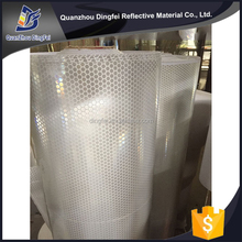 EN12899 China factory top quality reflective vinyl sheet material