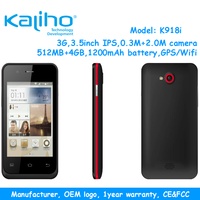 Wholesale China supply Android Gsm wcdma Phone With Wifi