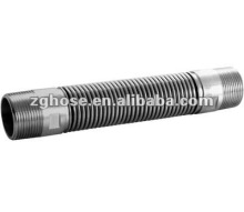 3/4' stainless steel AISI304 metal corrugated flexible hose for water