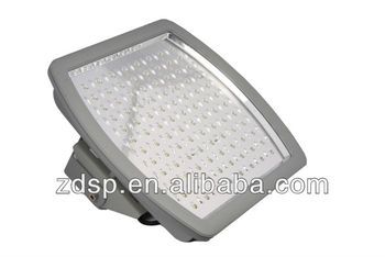 LSI LED Crossover Gold Canopy Light