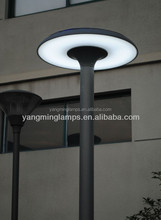 aluminum garden bollard light accessory color can be requirement