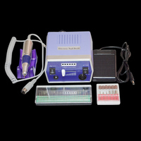 30000RPMElectric Nail Drill Manicure Acrylic File Bits Set HN298