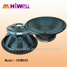 5 inch Voice coil Super Punchy high power professional speaker
