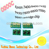 Compatible Reset Chip For E pson7400/9400/7450/9450 Refill Ink Cartridge
