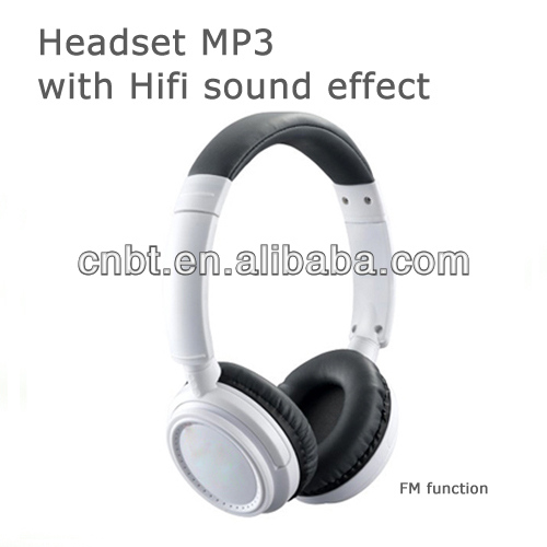 2013 fashion professional mp3 with hifi sound effect With FM function