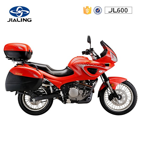 600cc EEC Approved cheap Gasoline Street sport motorcycle