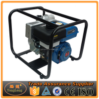 4 Inch Variable Speed Rate Waste Water Pump With Specifications