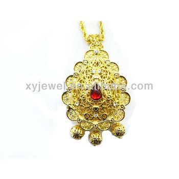 24kgp islamic pendant ruby necklace men necklace view islamic 24kgp islamic pendant ruby necklace men necklace aloadofball Images