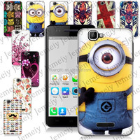 Stylish PC Print Skin Back Cover 2015 Newly Case For Explay Fresh Hard Shell Case