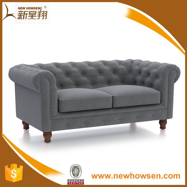 Royal Style Cheap Office Sofa Moderno Set